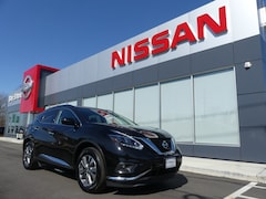 Certified Pre-Owned 2018 Nissan Murano SV SUV for Sale in Bay Shore, NY, at Nissan of Bay Shore