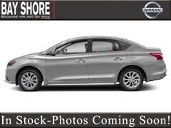 New 2019 Nissan Sentra S Sedan 19BN2414 for Sale near Dix Hills, NY, at Nissan of Bay Shore