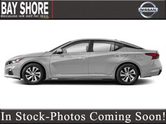 New 2019 Nissan Altima 2.5 S Sedan 19BN1738 for Sale in Bay Shore, NY, at Nissan of Bay Shore