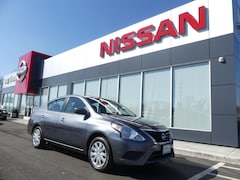 Certified Pre-Owned 2017 Nissan Versa 1.6 SV Sedan for Sale in Bay Shore, NY, at Nissan of Bay Shore