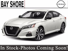 2021 Nissan Altima 2.0 SR Sedan for Sale near Dix Hills NY at Nissan of Bay Shore