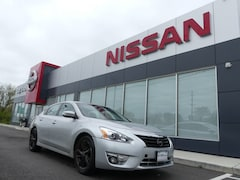 Certified Pre-Owned 2013 Nissan Altima 2.5 SL Sedan for Sale in Bay Shore, NY, at Nissan of Bay Shore