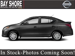 New 2019 Nissan Versa 1.6 S+ Sedan 19BN1259 for Sale in Bay Shore, NY, at Nissan of Bay Shore