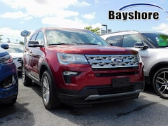 New 2019 Ford Explorer XLT XLT 4WD in New Castle DE
