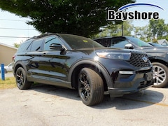 New 2020 Ford Explorer ST ST 4WD in New Castle DE