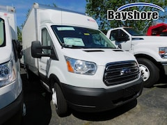 New 2019 Ford Transit Chassis VAN BODY T-350 DRW 156 WB 9950 GVWR in New Castle DE