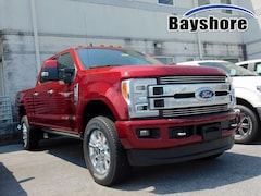 New 2019 Ford Super Duty F-350 SRW Limited Limited 4WD Crew Cab 6.75 Box in New Castle DE