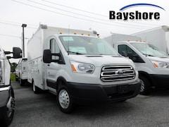New 2019 Ford Transit Cutaway SERVICE BODY T-350 DRW 138 WB 9950 GVWR in New Castle DE