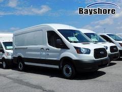 New 2019 Ford Transit Van XL 101A T-250 148 Med Rf 9000 GVWR Sliding RH Dr in New Castle DE