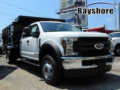 New 2019 Ford Super Duty F-550 DRW 12 LANDSCAPE BODY XL 4WD Crew Cab 203 WB 84 CA in New Castle DE