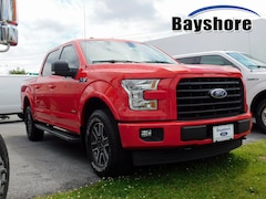 Used 2017 Ford F-150 Truck SuperCrew Cab in New Castle DE