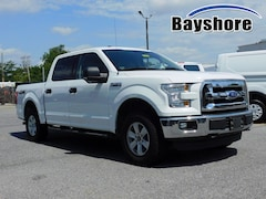 Used 2016 Ford F-150 Truck SuperCrew Cab in New Castle DE