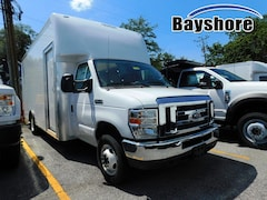 New 2019 Ford E-Series Cutaway 18 CARGOPORT WITH CURBSIDE DOOR E-450 DRW 176 WB in New Castle DE