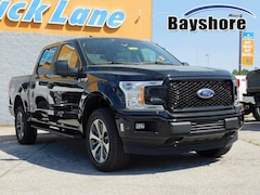 New 2019 Ford F-150 STX XL 4WD SuperCrew 5.5 Box in New Castle DE