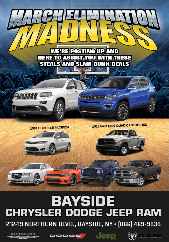 The Bayside Chrysler Jeep Dodge ...