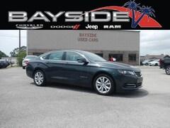 Used 2018 Chevrolet Impala For Sale Near Biloxi