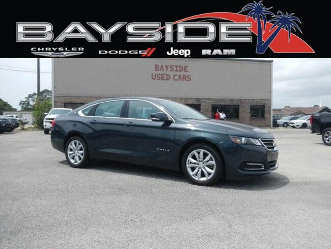 Used 2018 Chevrolet Impala LT w/1LT Sedan near Biloxi, MS