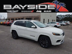New 2019 Jeep Cherokee HIGH ALTITUDE FWD Sport Utility near Biloxi, MS