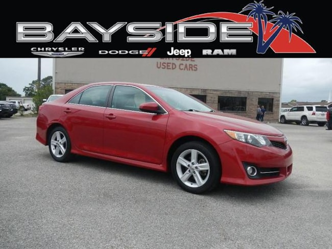Used 2014 Toyota Camry Sedan near Biloxi, MS