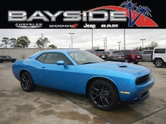 New 2019 Dodge Challenger SXT Coupe 2C3CDZAG0KH551369 near Biloxi, MS