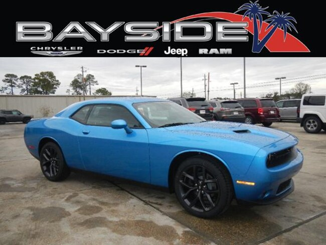 New 2019 Dodge Challenger SXT Coupe near Biloxi, MS