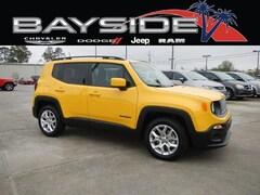 New 2018 Jeep Renegade LATITUDE 4X2 Sport Utility ZACCJABB9JPG93371 near Biloxi, MS