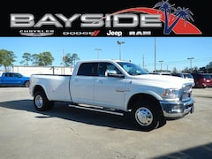 2018 Ram 3500 LARAMIE CREW CAB 4X4 8' BOX Crew Cab For Sale Near Biloxi