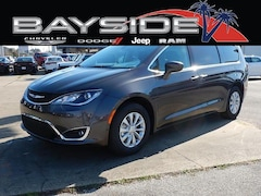 New 2019 Chrysler Pacifica TOURING PLUS Passenger Van 2C4RC1FG7KR639915 near Biloxi, MS