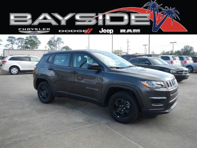 New 2019 Jeep Compass SPORT FWD Sport Utility near Biloxi, MS