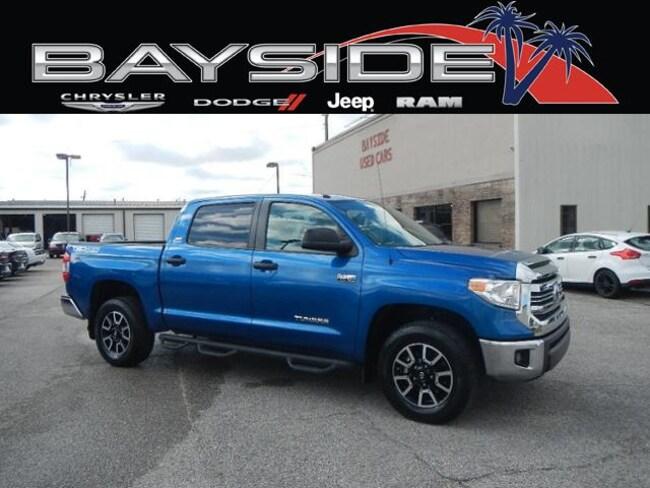 Used 2017 Toyota Tundra Truck CrewMax near Biloxi, MS