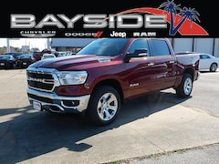 New 2019 Ram All-New 1500 BIG HORN / LONE STAR CREW CAB 4X4 5'7 BOX Crew Cab near Biloxi, MS