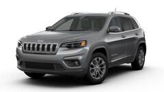 New 2019 Jeep Cherokee LATITUDE PLUS FWD Sport Utility 1C4PJLLB7KD204932 near Biloxi, MS
