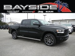 New 2019 Ram All-New 1500 LARAMIE CREW CAB 4X4 5'7 BOX Crew Cab near Biloxi, MS