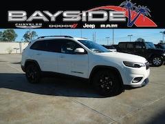 New 2019 Jeep Cherokee ALTITUDE FWD Sport Utility 1C4PJLLB1KD339212 near Biloxi, MS