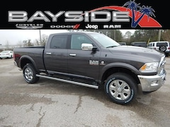 New 2018 Ram 2500 LARAMIE CREW CAB 4X4 6'4 BOX Crew Cab near Biloxi, MS