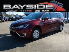 New 2019 Chrysler Pacifica TOURING PLUS Passenger Van 2C4RC1FG0KR639979 near Biloxi, MS