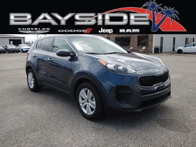 Used 2019 Kia Sportage LX SUV near Biloxi, MS