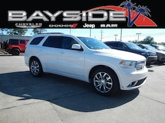 New 2018 Dodge Durango SXT PLUS RWD Sport Utility 1C4RDHAG6JC408685 near Biloxi, MS