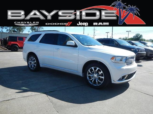New 2018 Dodge Durango SXT PLUS RWD Sport Utility near Biloxi, MS
