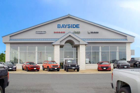 dodge dealership richmond va Chrysler Dodge Jeep RAM Dealer Near Richmond  Bayside