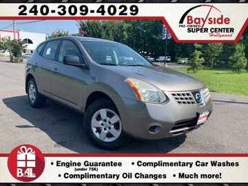 2009 Nissan Rogue SUV