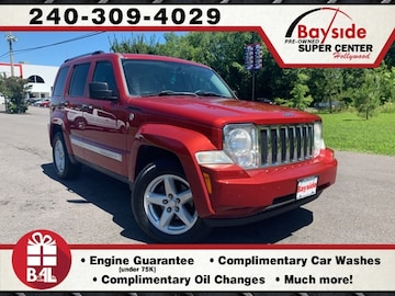 2010 Jeep Liberty SUV