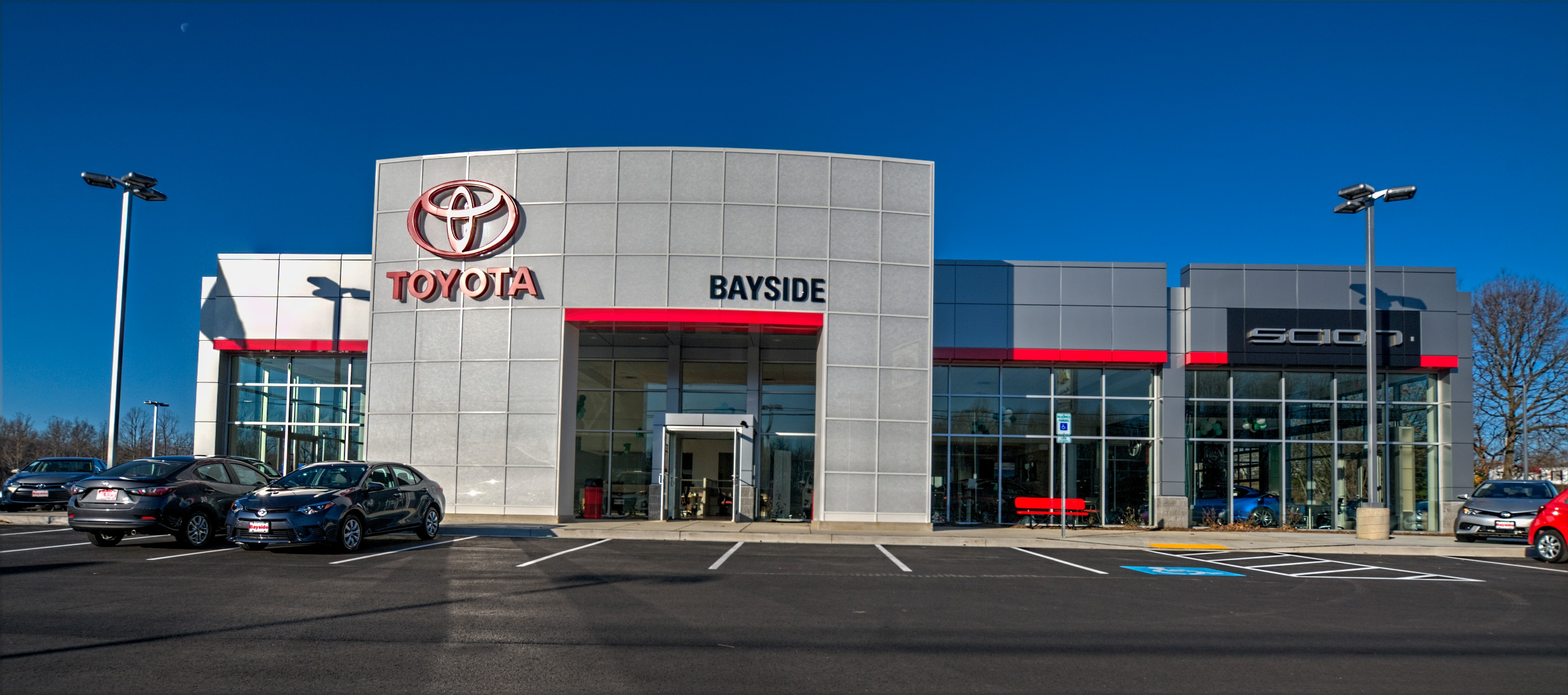 bayside preowned super center new toyota vehicles in prince frederick serving bowie and. Black Bedroom Furniture Sets. Home Design Ideas