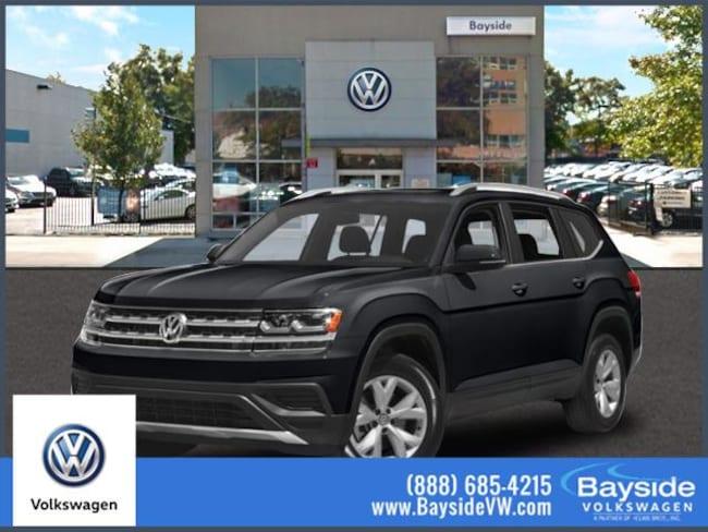 2019 Volkswagen Atlas 3.6L V6 SEL 4MOTION Sport Utility