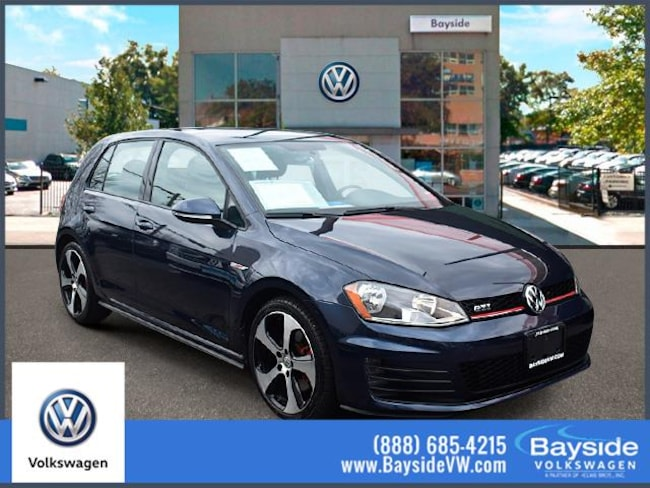 2016 Volkswagen Golf GTI SE Car