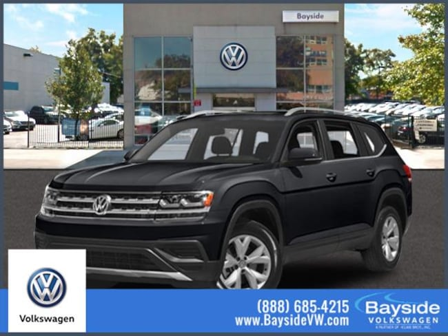 2019 Volkswagen Atlas 3.6L V6 SE w/Technology R-Line 4MOTION Sport Utility