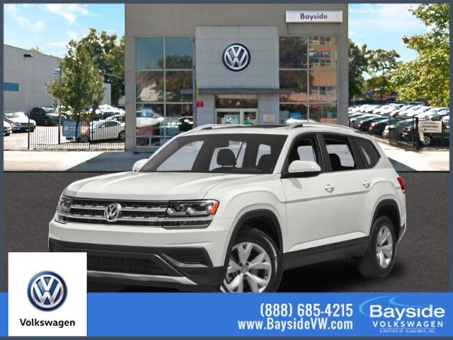 2019 Volkswagen Atlas 3.6L V6 SE w/Technology 4MOTION Sport Utility