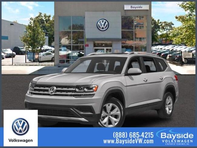 2019 Volkswagen Atlas 3.6L V6 S 4MOTION Sport Utility