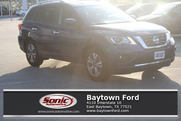 2019 Nissan Pathfinder SV SUV