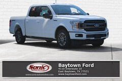 New 2018 Ford F-150 XLT Truck serving Houston